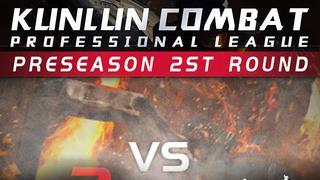 Kunlun Combat Professional League – Changsha vs Shanghai