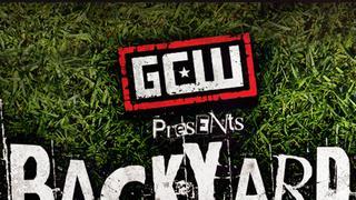 GCW Presents Backyard Wrestling