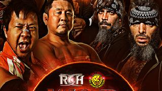 ROH War of the Worlds Grand Rapids, MI