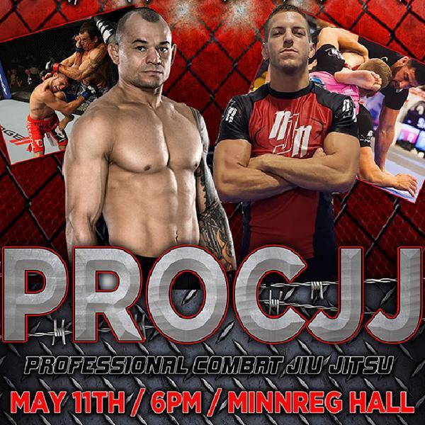 ▷ Real Cage Fighting - Pro Combat Jiu Jitsu Official PPV Replay