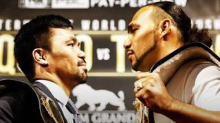 PBC Boxing: Manny Pacquiao vs Keith Thurman Press Conference