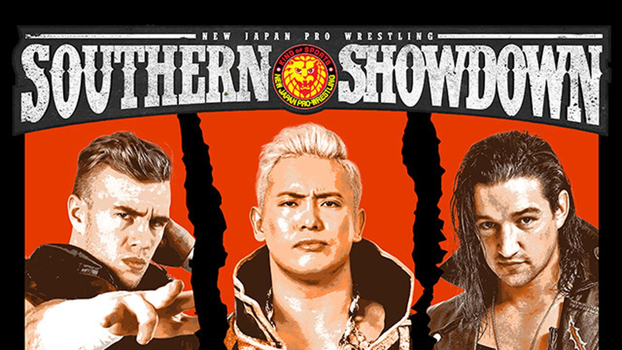 NJPW: Southern Showdown in Melbourne
