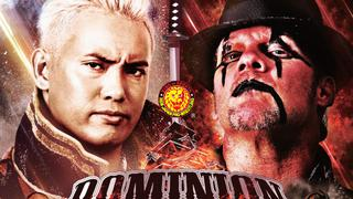 NJPW: Dominion 6.9 in Osaka - Jo Hall