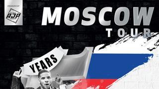Abu Dhabi Jiu-Jitsu: Tour Package, Moscow