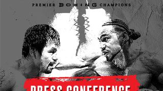 Press Conference Undercard: Pacquiao vs Thurman