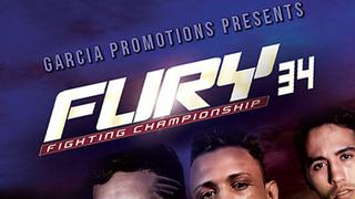 Fury Fighting Championships 34: Armas vs Fletcher