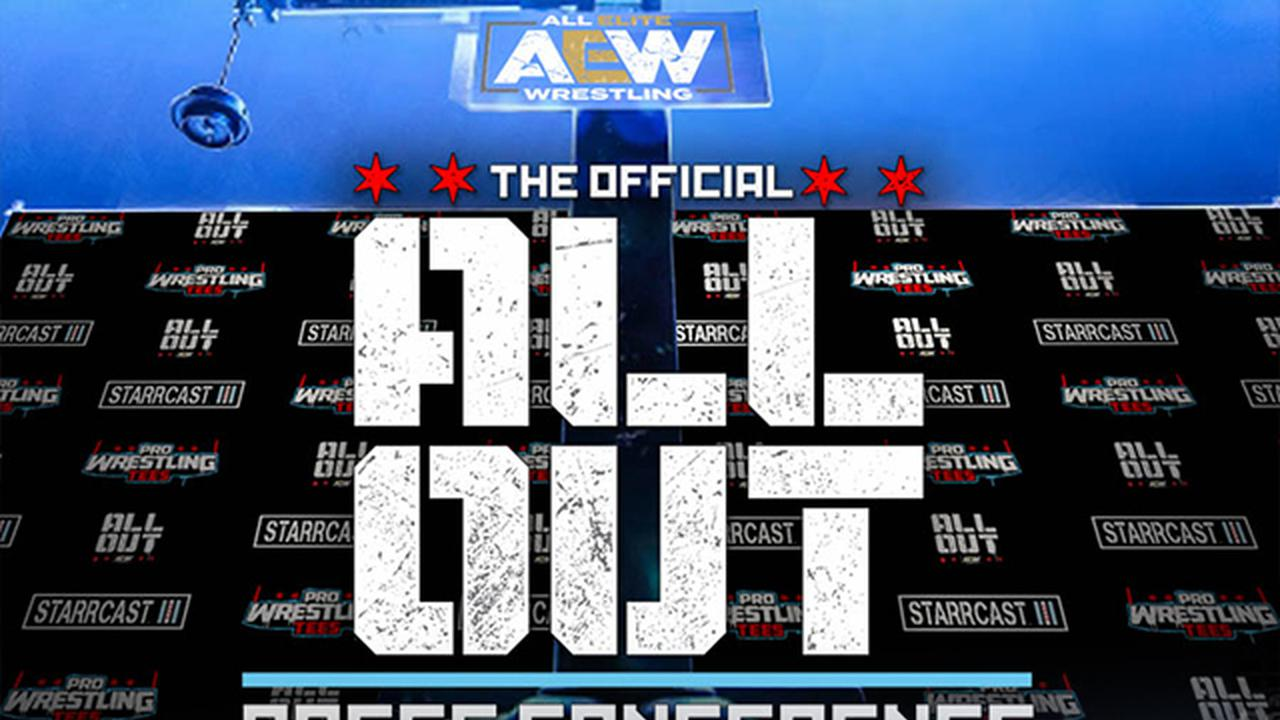 ▷ ALL OUT Press Conference & Weigh In Official Free Replay