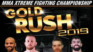 MMAXFC: Gold Rush 2019