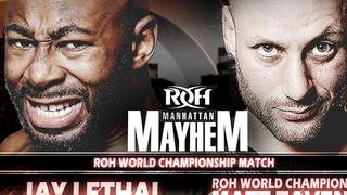 ROH: Manhattan Mayhem