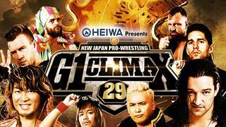 NJPW: G1 Climax 29, August 11th