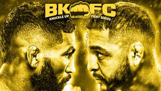 Weigh In: Bare Knuckle Fighting Championship 7