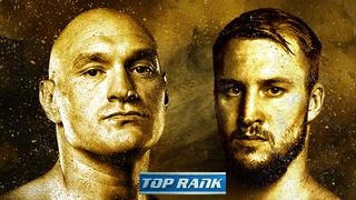 Top Rank: Tyson Fury vs Otto Wallin