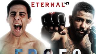 Eternal MMA 47: Steve Erceg vs Paul Loga