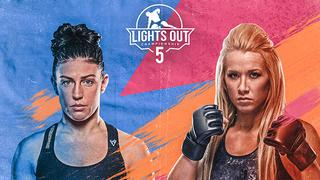 Lights Out Championship 5