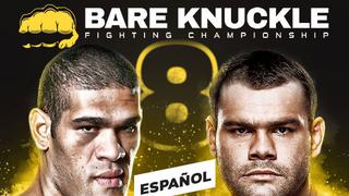 BKFC 8: Bigfoot vs Gonzaga (en Español)