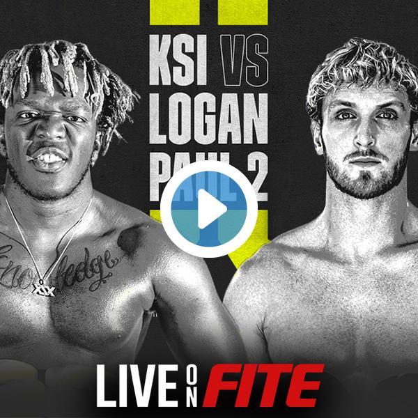 Ksi Vs Logan Paul 2 Popular You Tube Personalities Boxing: What Time Is The Fight Today Ksi Vs Logan Paul