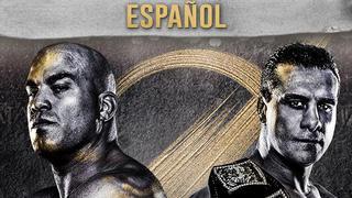 Combate Americas: Tito Ortiz vs Alberto El Patron (en Español)