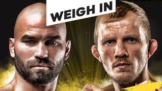 Weigh In: BKFC 9