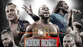 ROH: Honor Reigns Supreme - Concord, NC