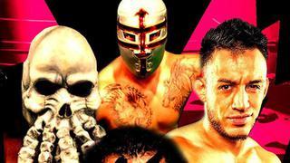 Warrior Wrestling 8