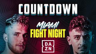 Jake Paul vs AnEsonGib Countdown