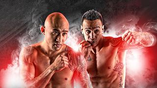 Fierce Fighting Championship: Phommabout vs King