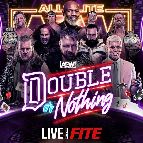 Aew Double Or Nothing 2020 Official Ppv Replay Fite