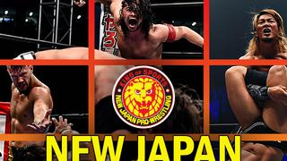 NJPW: Best Bout Collection 2016 - 2019 Vol.1