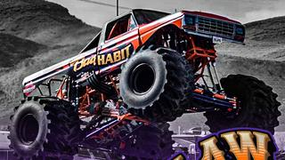 Outlaw Monster Truck Drags: Round 1