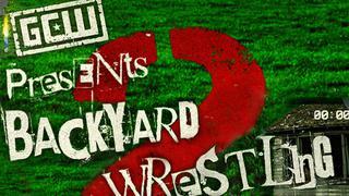 GCW: Backyard Wrestling 2
