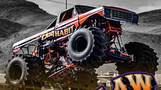 Outlaw Monster Truck Drags: Round 2