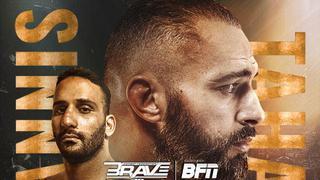 Brave 39: Giannis Bachar vs Tahar Hadbi
