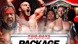 Fighting Words: Independent Wrestling Expo, Two Days Package