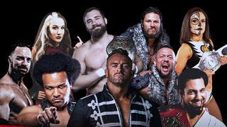 United Wrestling Network: Primetime LIVE, Episode 1