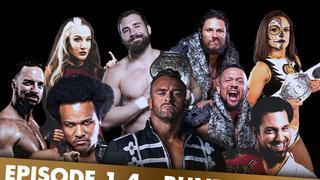 United Wrestling Network: Primetime LIVE, Ep. 1-4 Bundle Pack