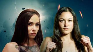 Fusion Fight League: Jenny Savage vs Marnic Mann