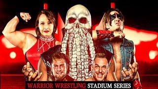 Warrior Wrestling Stadium Series, September 19th
