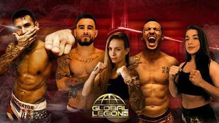 Global Legion FC 16: Andrew Richardson vs Pablo Caballero