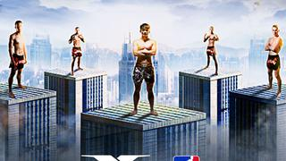 Kunlun Combat Professional League: October 13th