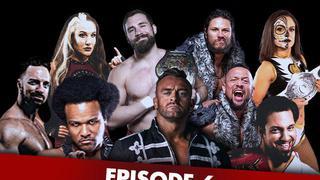 United Wrestling Network: Primetime LIVE, Episode 6