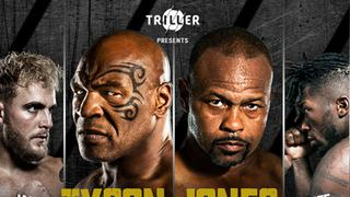 Press Conference: Mike Tyson vs Roy Jones Jr.