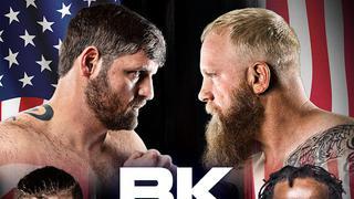 BKFC 15:  Bobo O'Bannon vs Sam Shewmaker