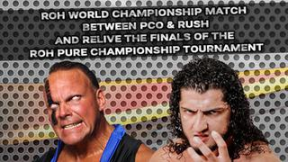 ROH Wrestling: Episode #486