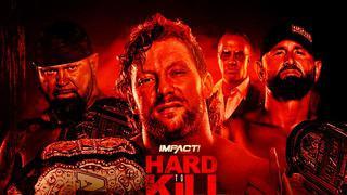 IMPACT Wrestling: Hard to Kill 2021 (en Français)