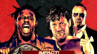IMPACT Wrestling: Rebellion 2021