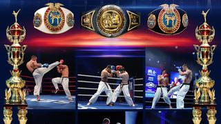 SENSHI 7: Aleksandar Menkovic vs Sergey Braun