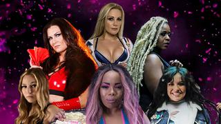 Future Stars of Women's Wrestling, April 2nd
