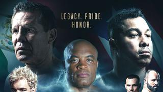 Tribute to the Kings: Julio Cesar Chavez Jr. vs Anderson Silva