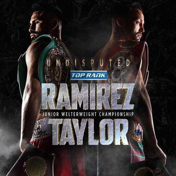 Top Rank: Ramirez vs Taylor