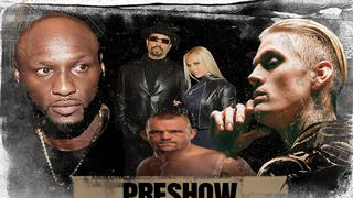 Official Celebrity Boxing: Preshow